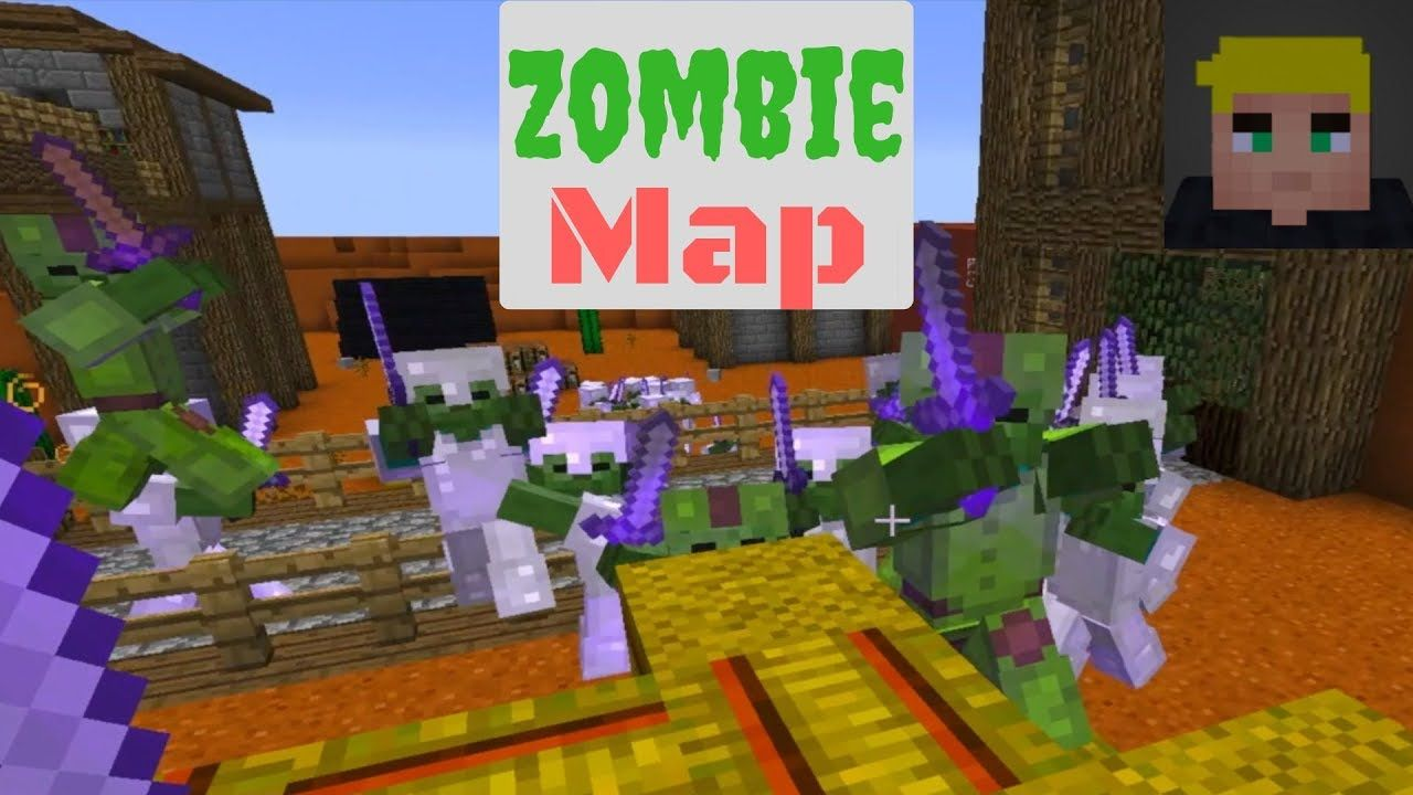 Minecraft All Hallows\' Eve Zombie apocalypse map Week 2 This ...