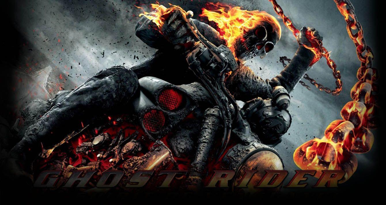 Ma Tốc độ Va Bản Khế ước Với Quỷ Dữ Spirit Of Vengeance Ghost Rider Wallpaper Ghost Rider Ghost rider spirit of vengeance game