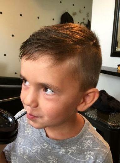 14+ Little boy haircuts thin hair information