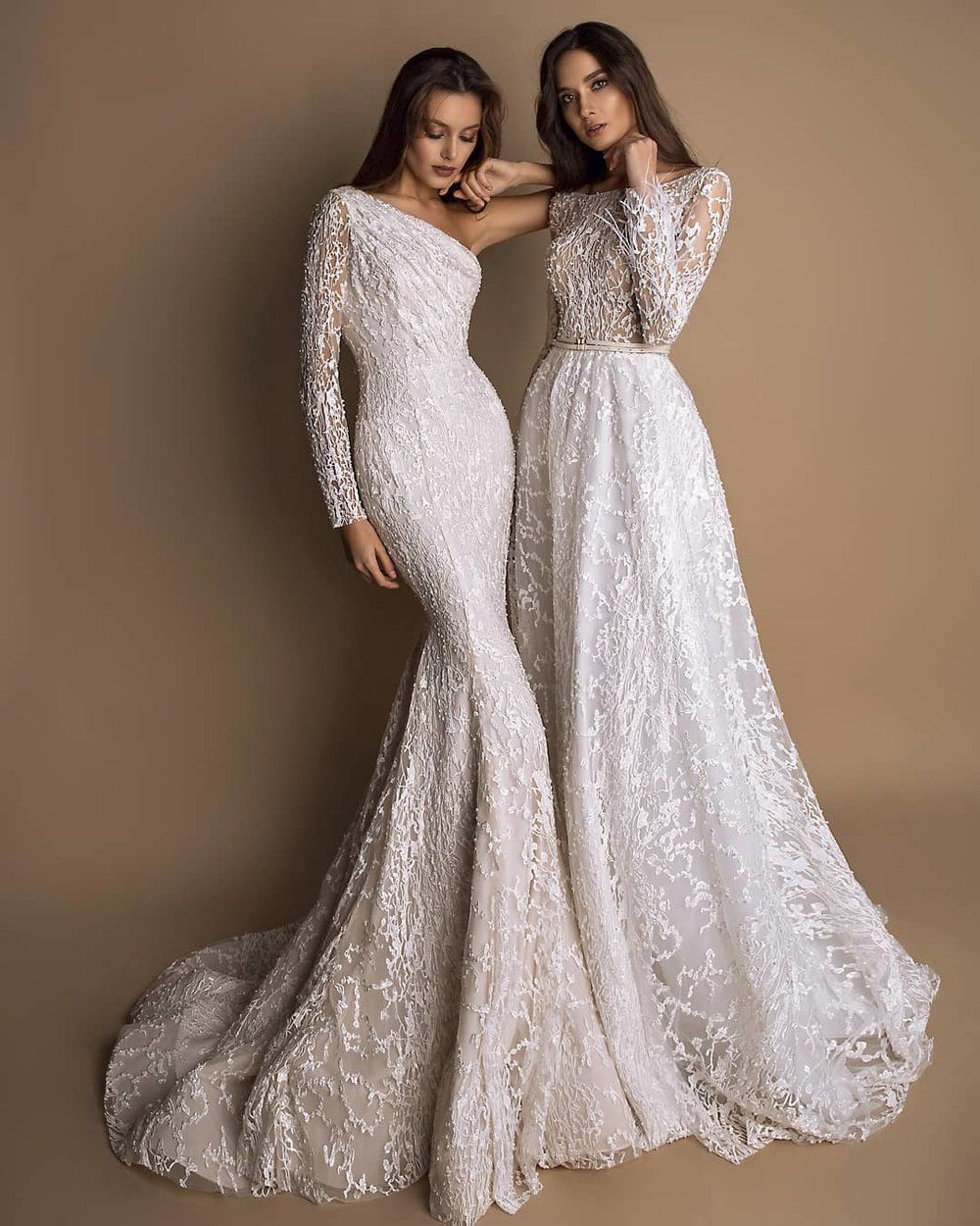 ca043f48126 OKSANA MUKHA — Charmè Gaby Tampa Bay Wedding dresses Demi and Eveline