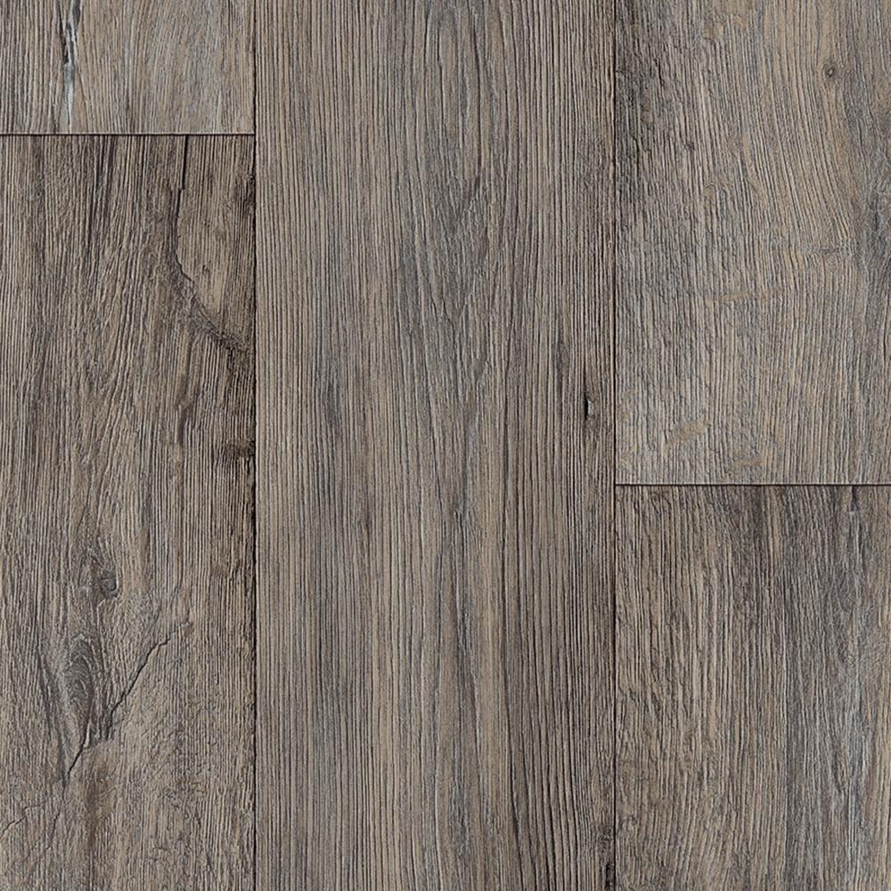 Trafficmaster Barnwood Oak Grey Residential Vinyl Sheet Sold By 13 2 Ft Wide X Custom Length C9470197k893p15 The Home Depot Wood Floors Wide Plank Vinyl Sheet Flooring Grey Vinyl Plank Flooring