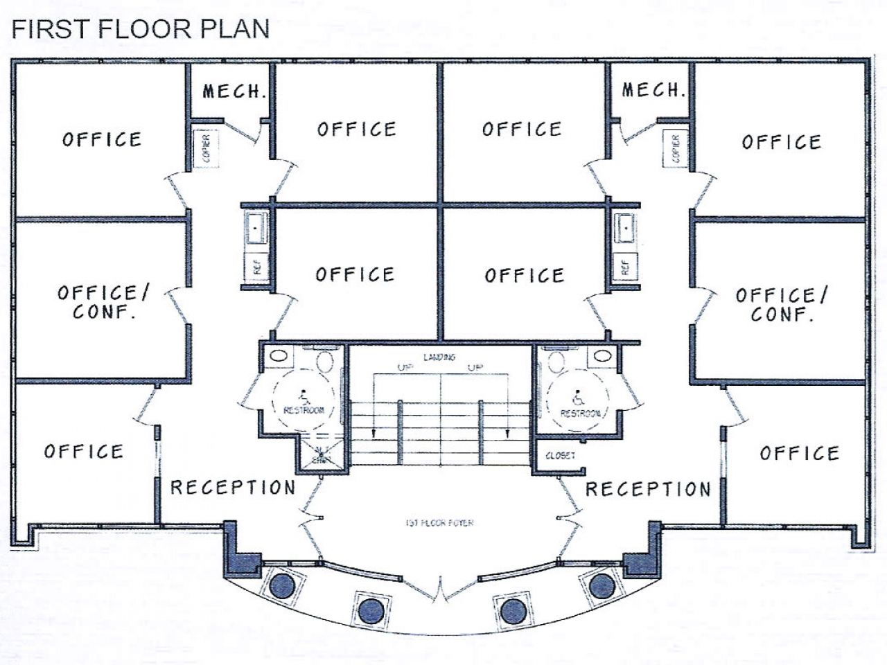 Small Commercial Office Building Plans Commercial Office Office Floor Plan Floor Plan Layout Office Building Plans