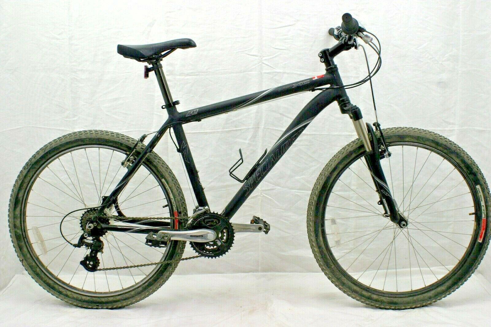 Specialized Hrxc Mountain Bike Mtb L 19 26er Suspension Fork V