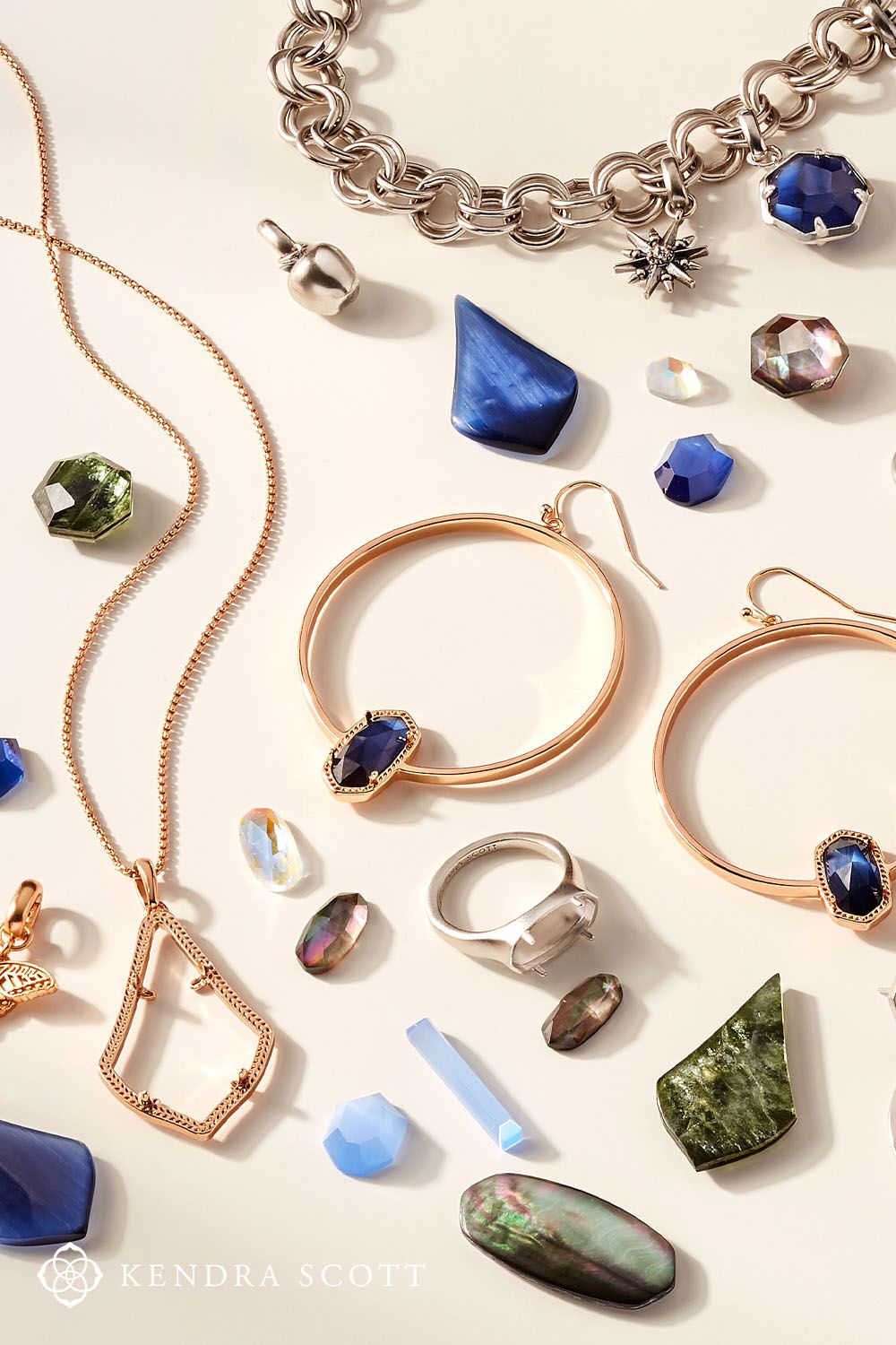 Create Personalized Jewelry To Match Your Personal Style At The Color Bar By Kendra Scott You Can Design Yo Jewelry How To Make Necklaces Personalized Jewelry