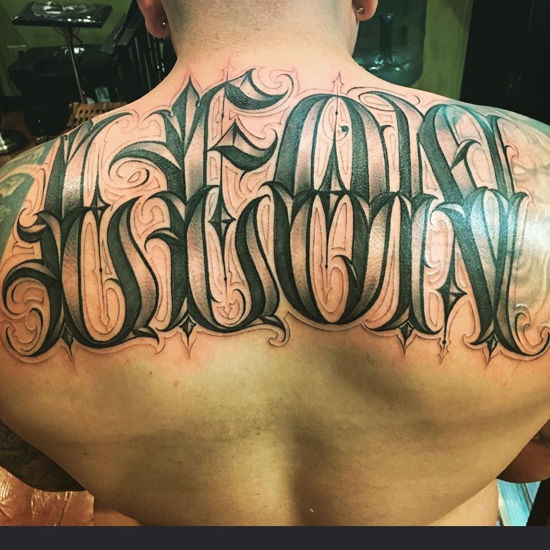 No photo description available. Name tattoo designs