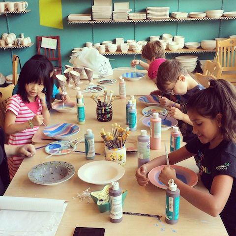 8 Paint-Your-Own Pottery Studios That Break theMold
