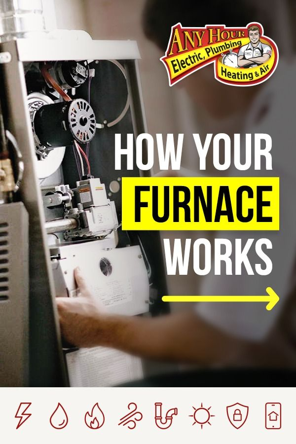 How A Furnace Works Things You Need To Know Home Maintenance Home Repairs Home Fix