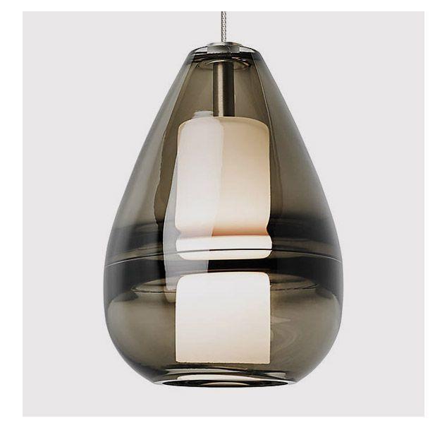 Mini Ella Pendant by Tech Lighting