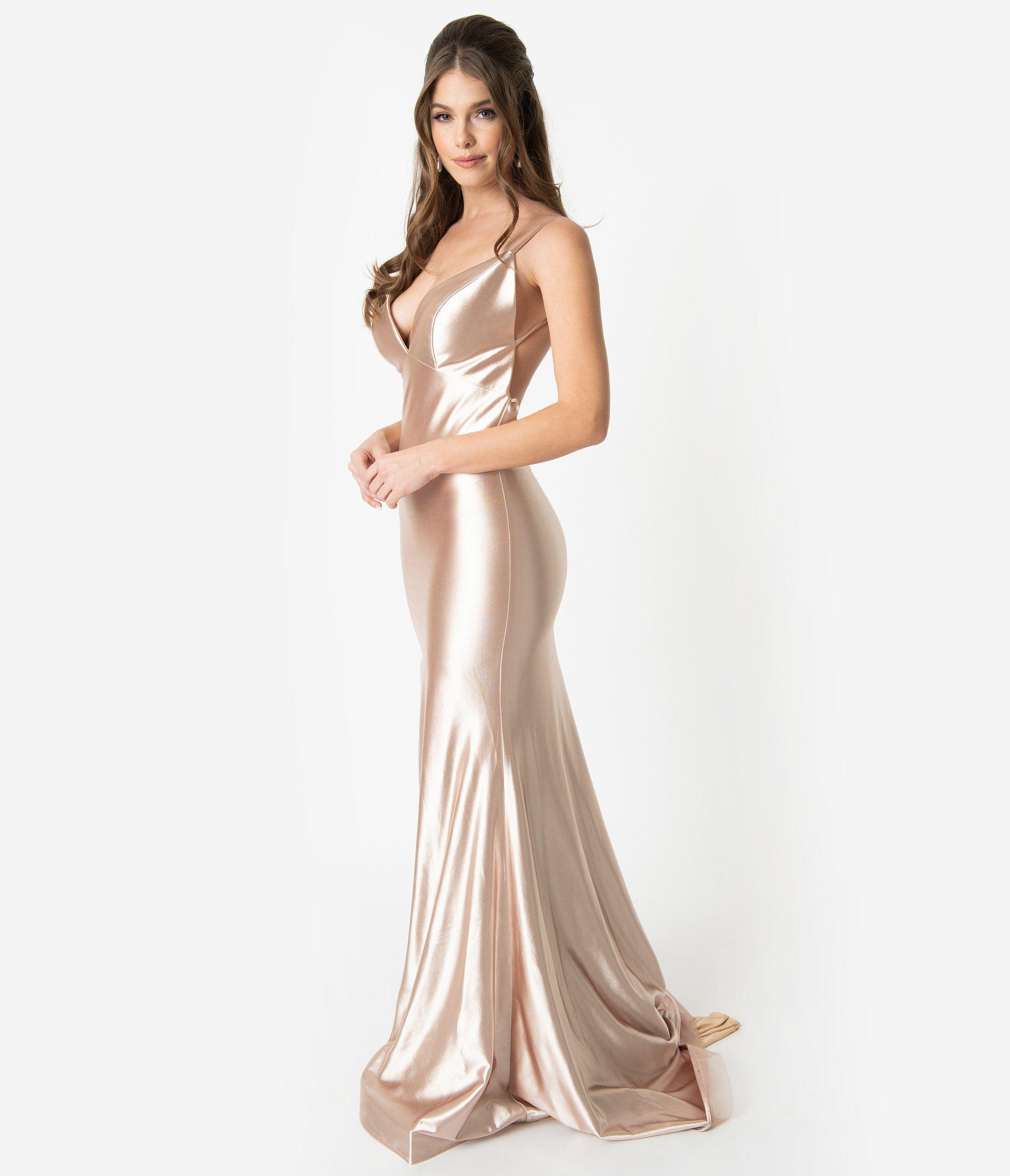 Vintage /'90/'s Semi Formal Brown Silk Gown Sequins 1930/'s look Silk Dress Formal Dress Petite Dress