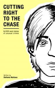 Chase's Flash Fiction Vol.1 on sale everywhere on the web!