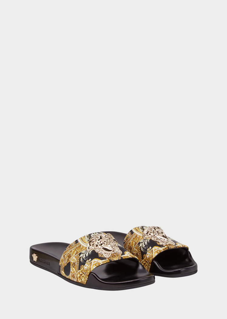 Versace Barocco Istante Slides for