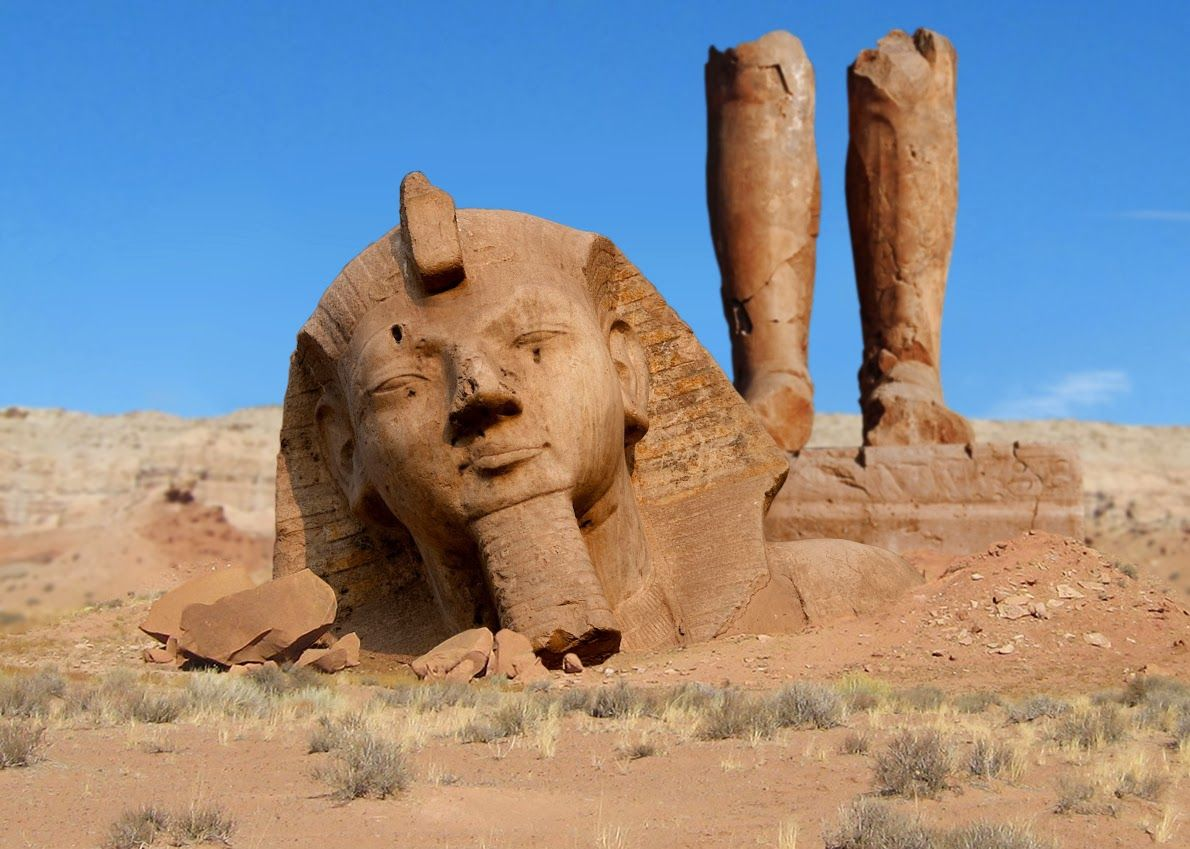 Trunkless Legs Shattered Visage With A Sneer Of Cold Command That S Him Ozymandias Statue Ozymandias Poem Poems
