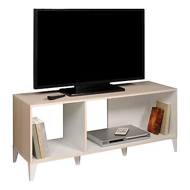 Meuble Tv Keo Acacia Blanc Home Decor Furniture Home