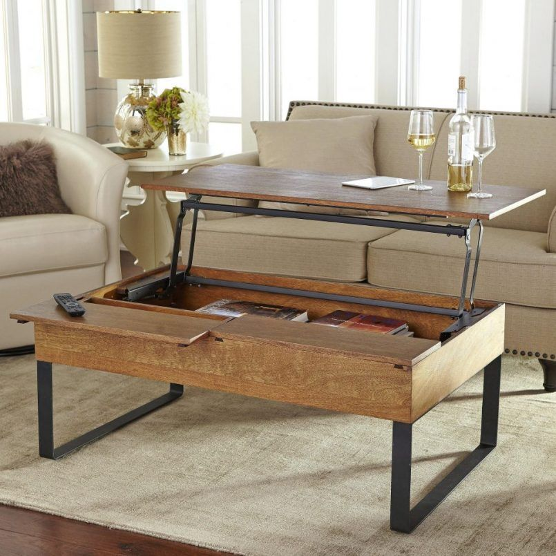 Ikea Coffee Table With Storage Ikea Tale Lift Top Coffee Tables