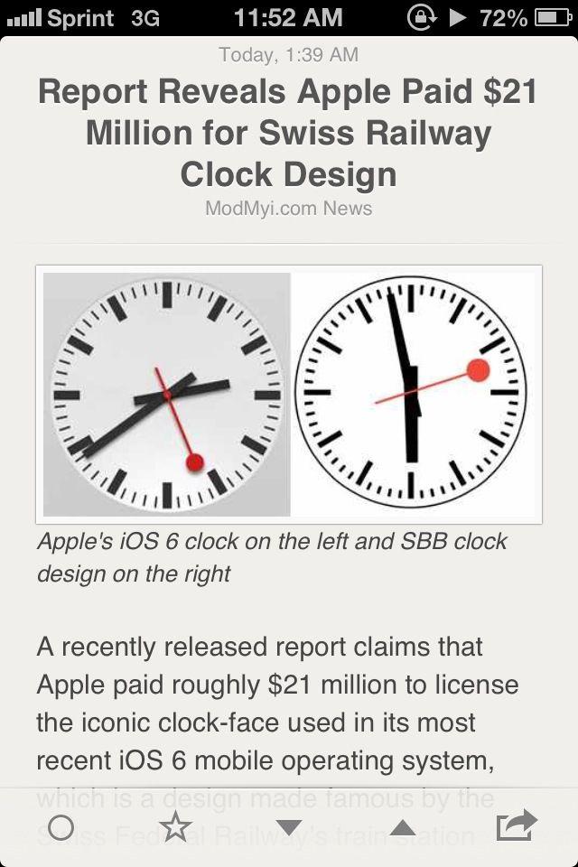 New Apple Clock App Design Ipad App Design Ipad Clock Design Clock