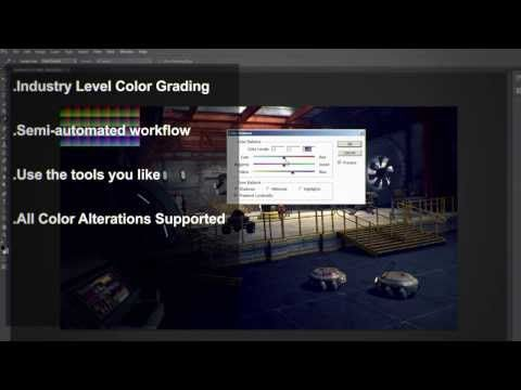 Color Grading with Unity and the Asset Store – Unity Blog