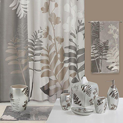 Ds Design Olivia Shower Curtain Waterproof Polyester Fabric