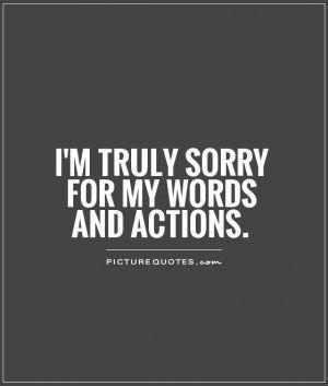 I Am Sorry Friendship Quotes Quotesgram Sorry Quotes Apologizing Quotes Im Sorry Quotes