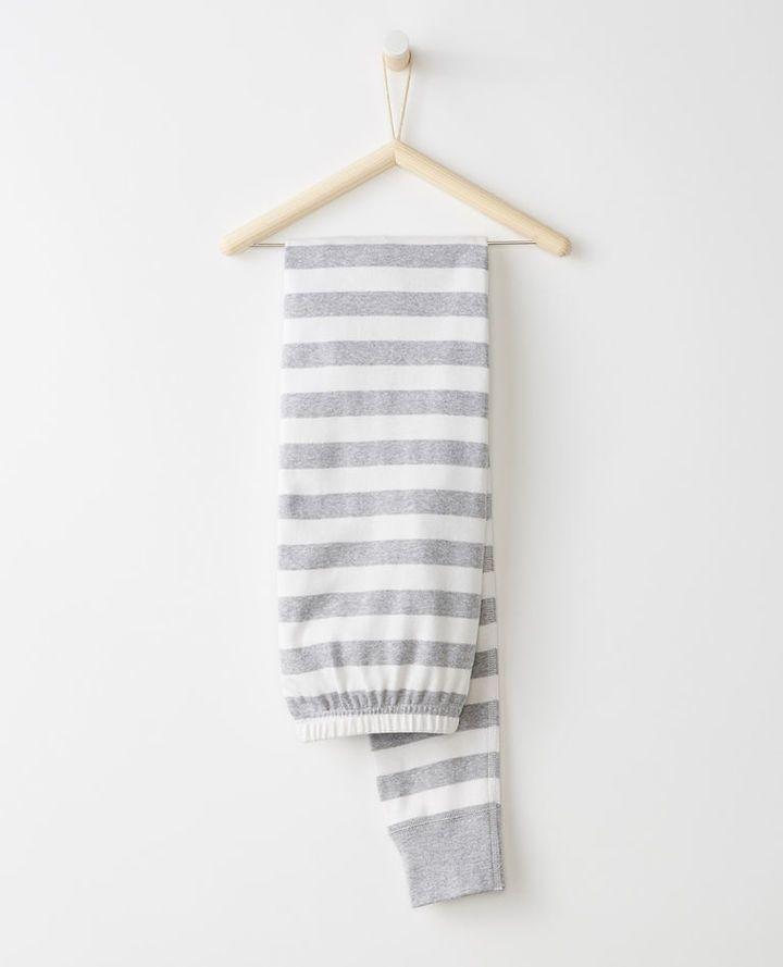 56afecb57d Hanna Andersson Long John Pajama Pant In Organic Cotton