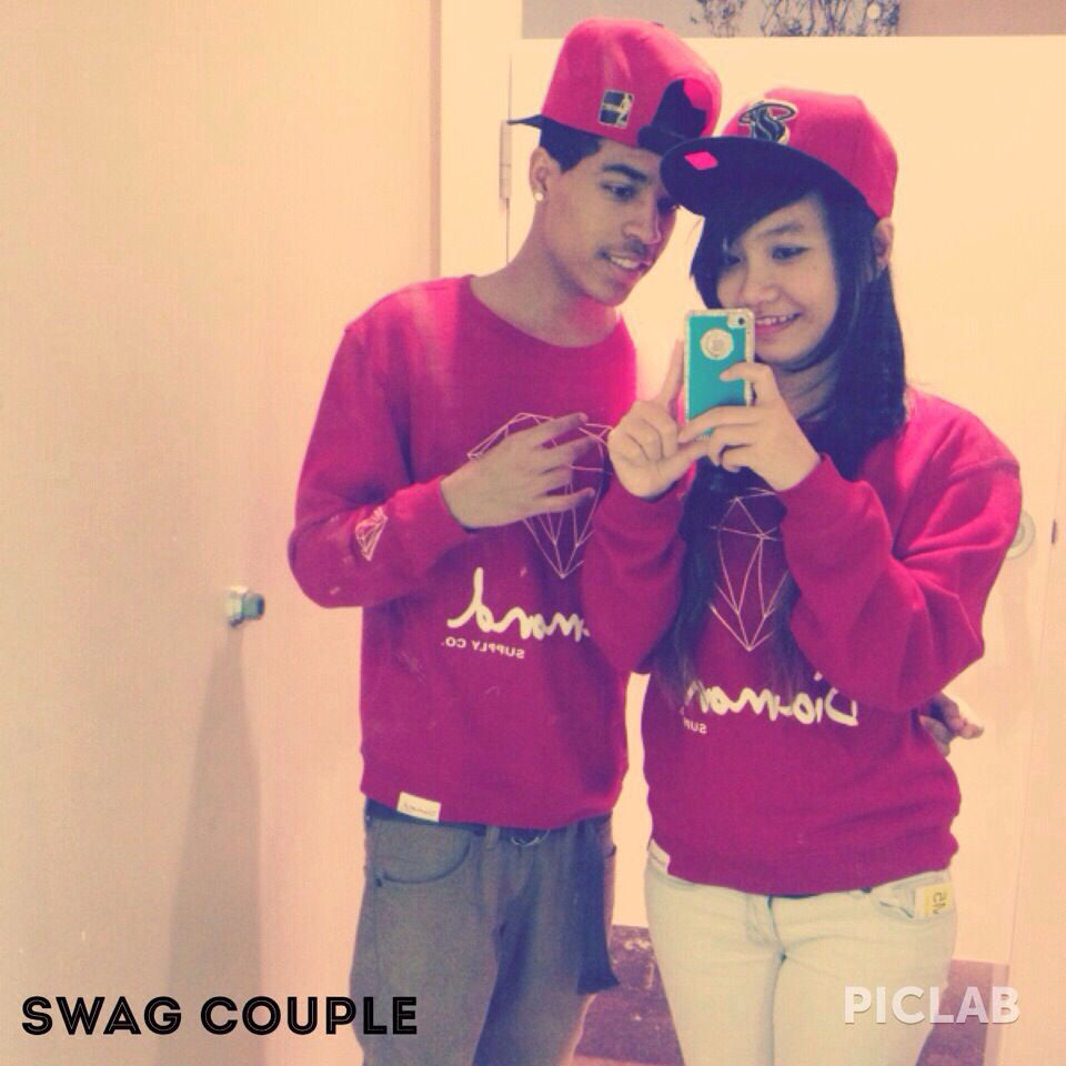 couples with matching swag outfits wwwimgkidcom the