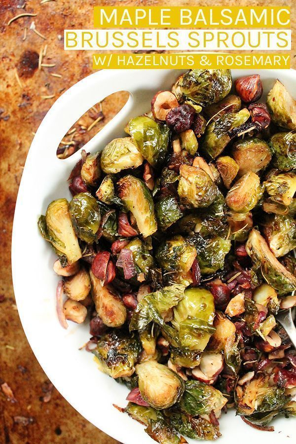 Brussel Sprouts Vegan Recipes