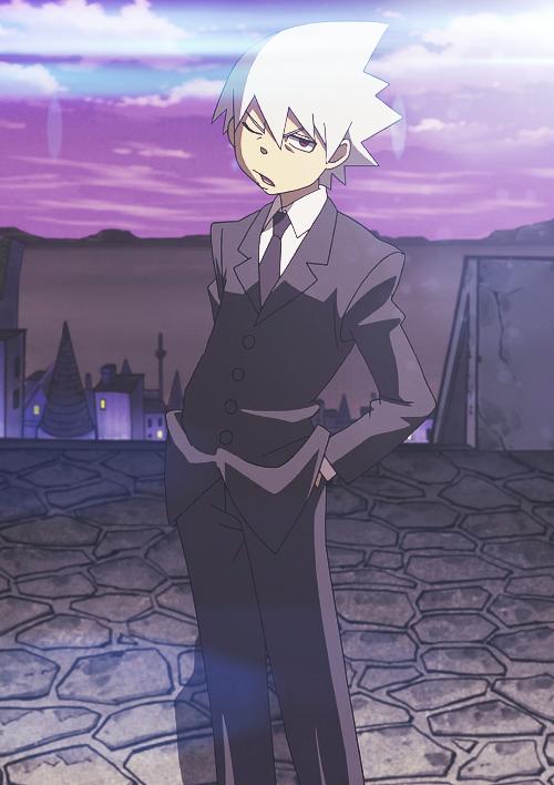 | Soul Eater. He looks very dashing