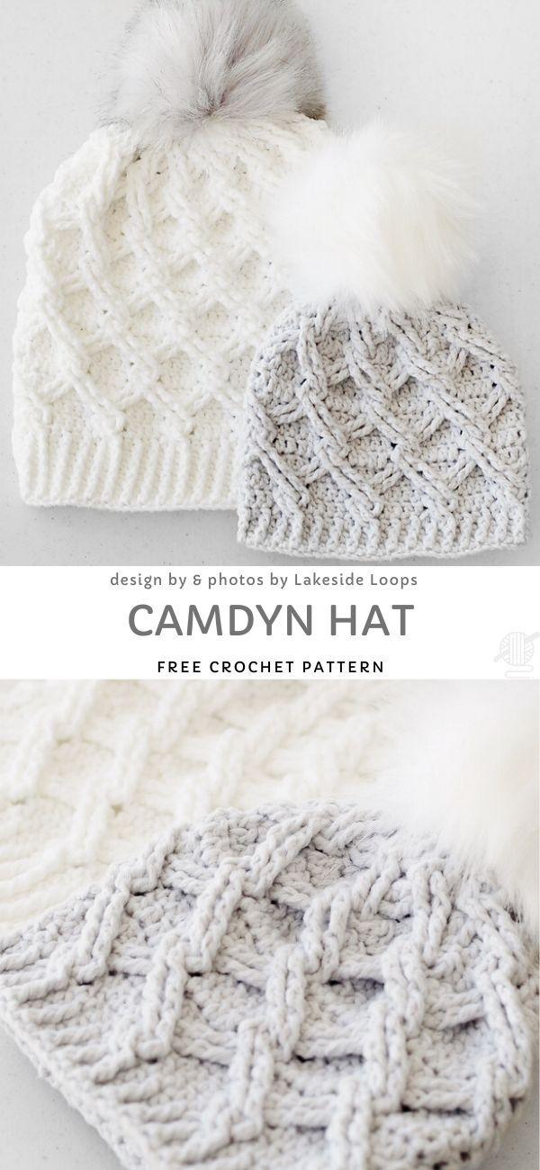 Camdyn Hat Free Pattern