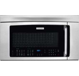 Electrolux Ei30bm60ms Stainless Steel 30 Over The Range Microwave Oven With 400 Cfm Hood And Iq Touch Controls Microwave Convection Oven Range Microwave Electrolux