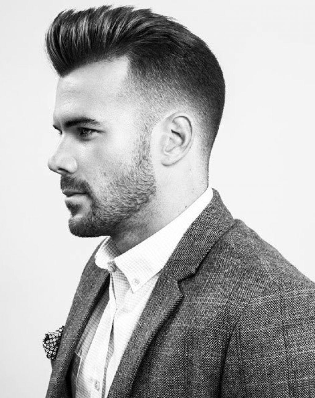 Various pompadour hairstyle men hair hairstyle haircut