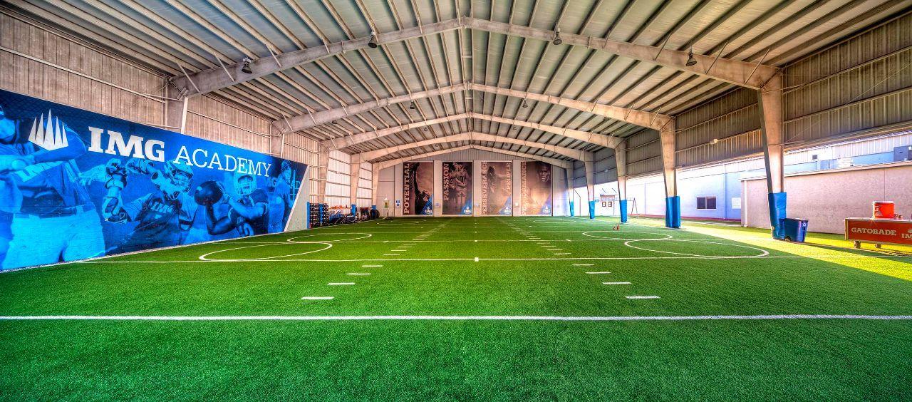 (Covered Turf Training Area)Covered Turf Training Area