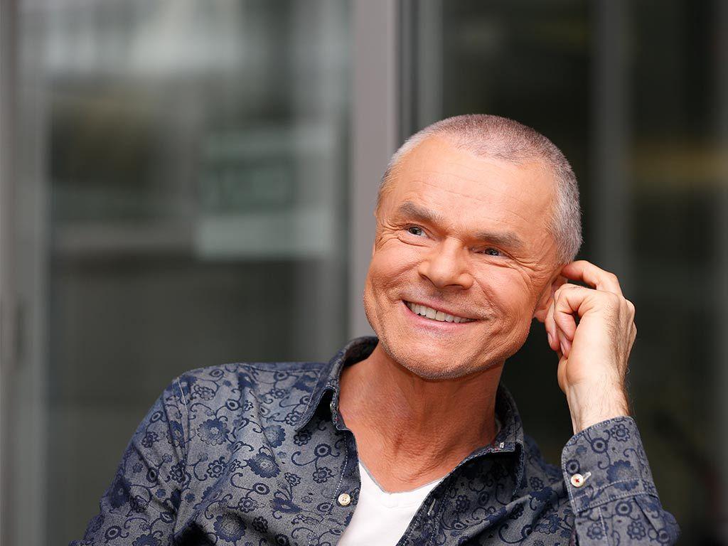 Citynews Im Interview Mit Wdr Late Night Talker Jurgen Domian Alte Freundschaften Interview Korperhaltung