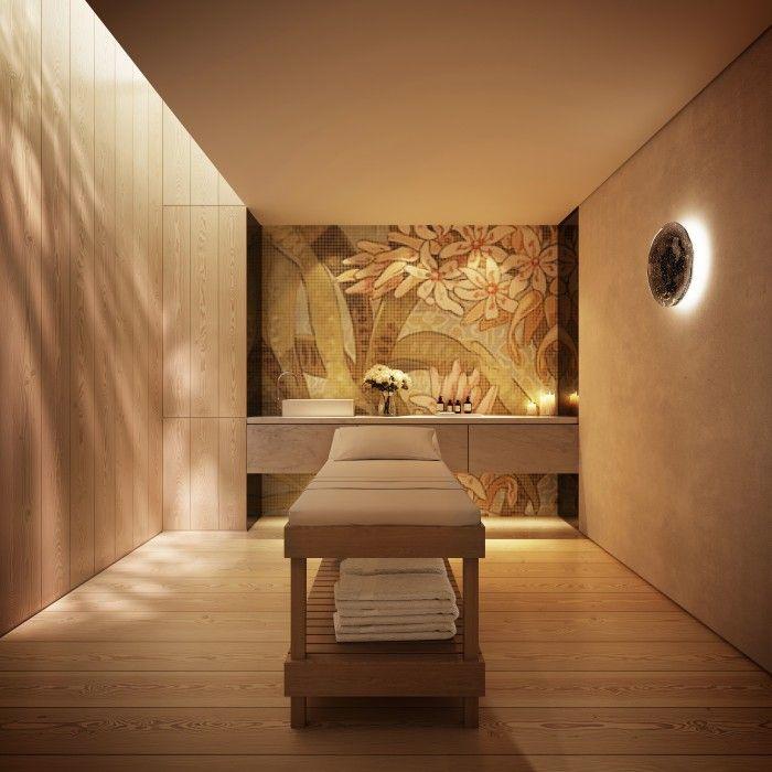 Spa Bedroom Decor: Mayfair Park Spa