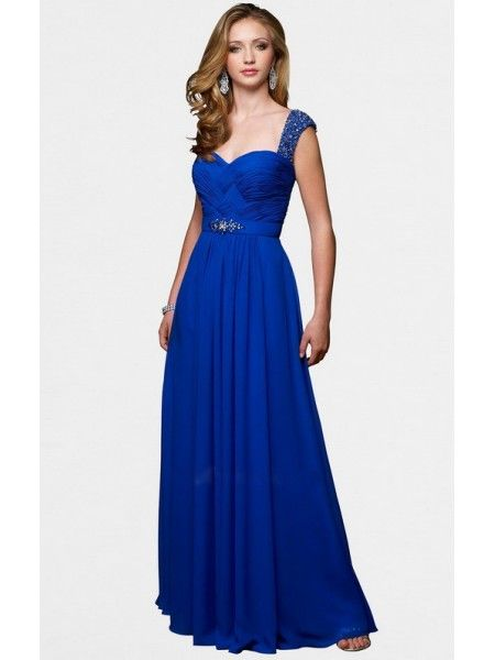 1000  images about cobalt long blue dresses on Pinterest  Cobalt ...