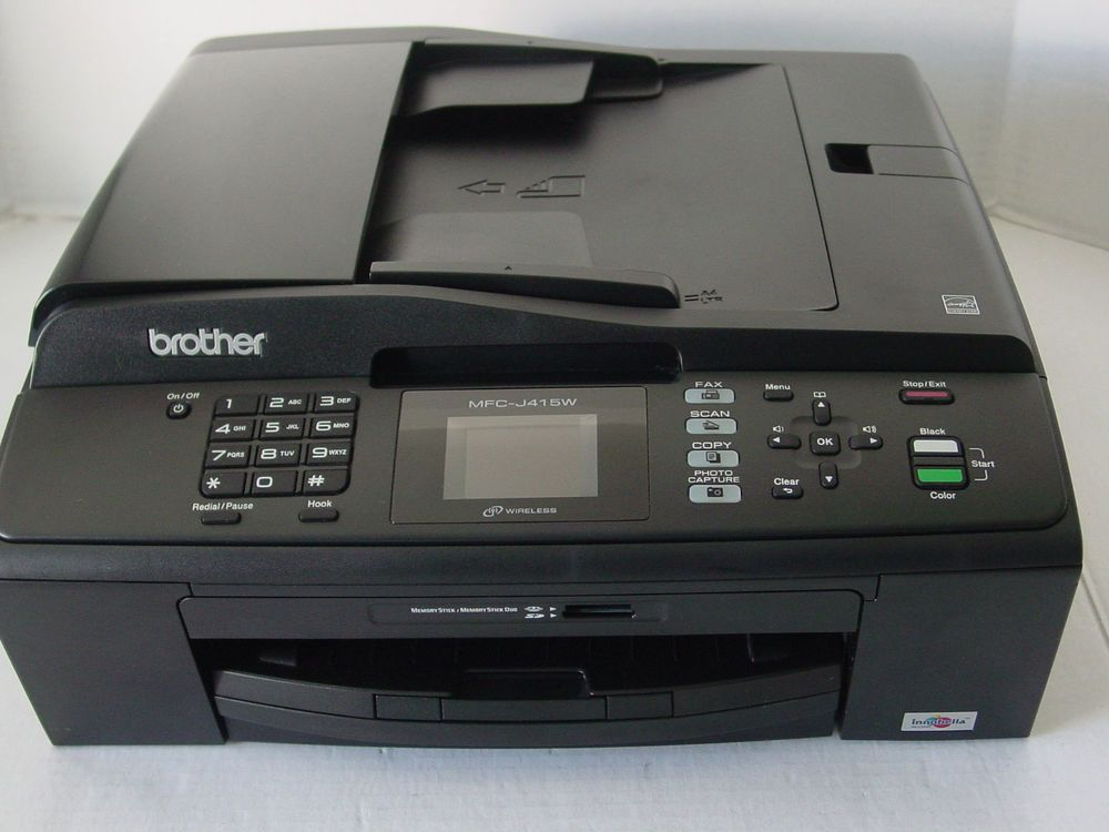 BROTHER MFC-J415W PRINTER DRIVERS FOR PC