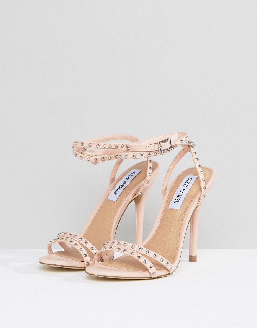 3347d45475f Steve Madden Wish Stud Sandals - Gold