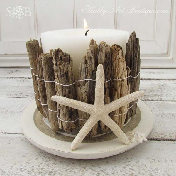 30 diy driftwood decoration ideas bring natural feel to