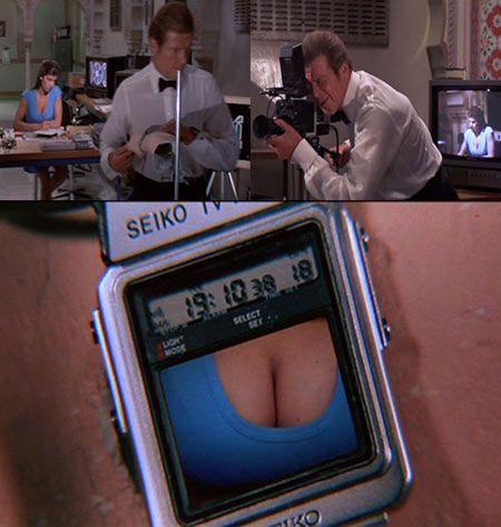 4ddc5f01de0f Les montres de James Bond - 007 Watches   gadgets !