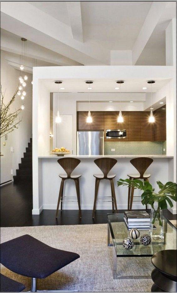 very simple and elegance living room with modern sense #modern