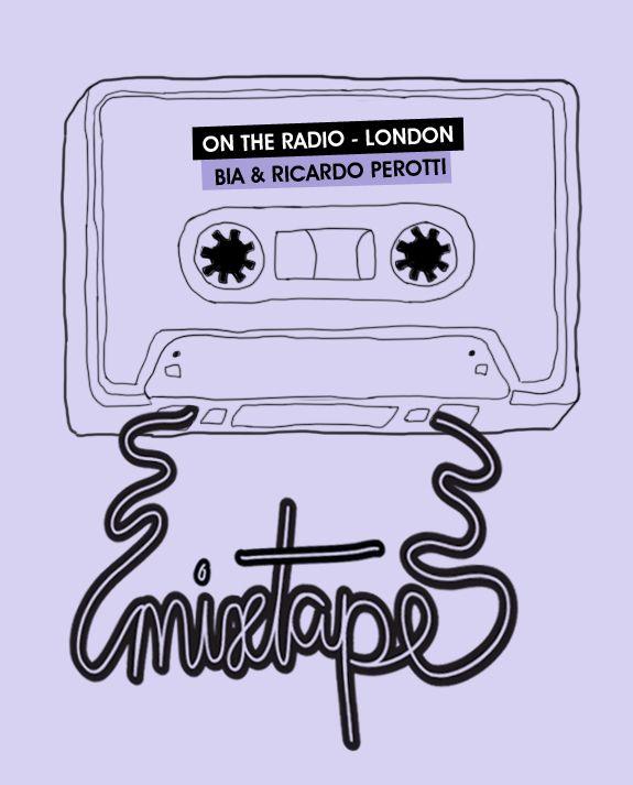 A mixtape de hoje é uma seleção das músicas que mais tocam rádios aqui em Londres.