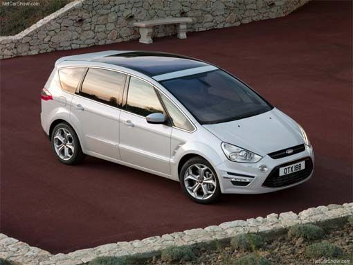 Ford S Max For A Spacious Family Car Melia Collection