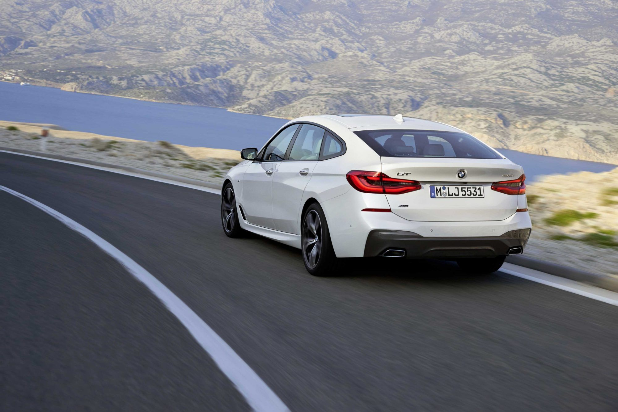 Do Not Call It Serial 5 Gt The Bmw 6 Series Gt