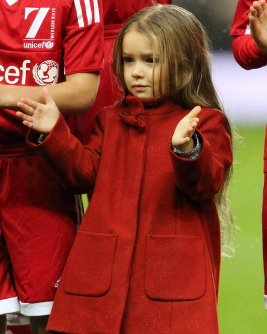 d9ceffbef Harper Seven Beckham - 4 years ❤ Gorgeous baby girl (10 Jul 2011 ...