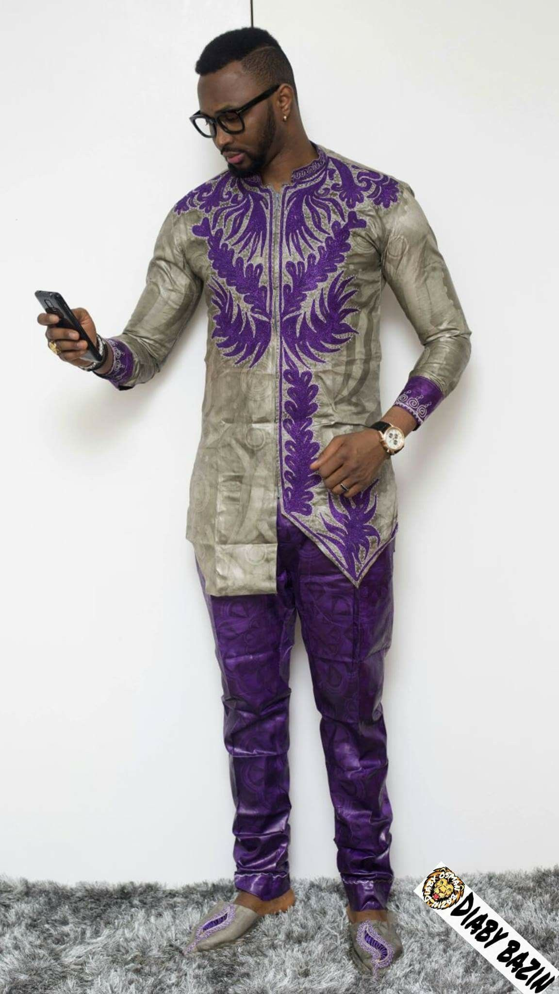 Mode Couture Africaine Homme