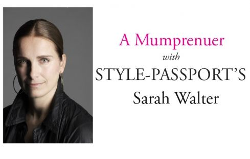 The Baba Blog   Mumprenuer with Sarah Walter, Style Passport