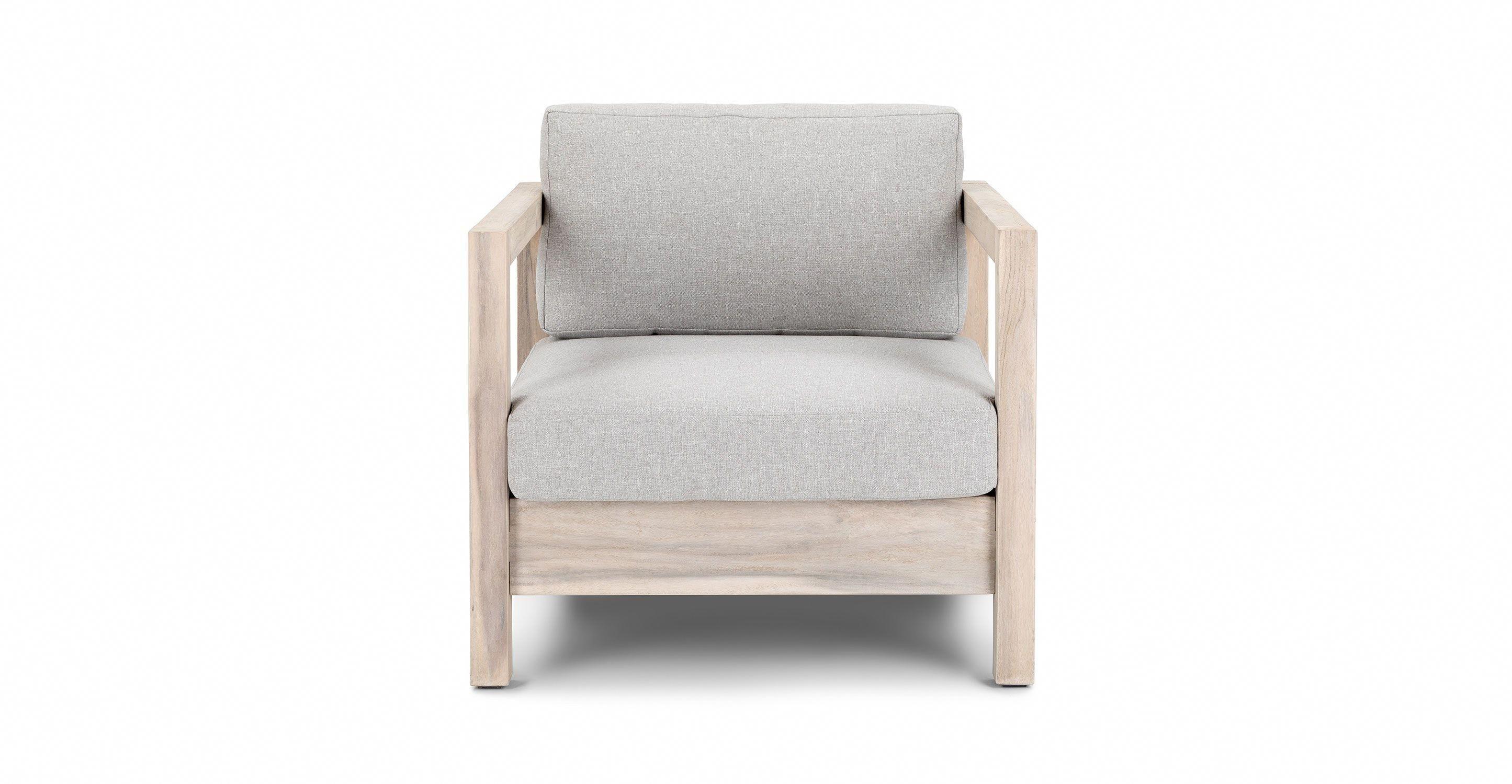 Arca driftwood gray lounge chair lounge chairs article modern mid century and scandinavian furniture outdoorloungechairs