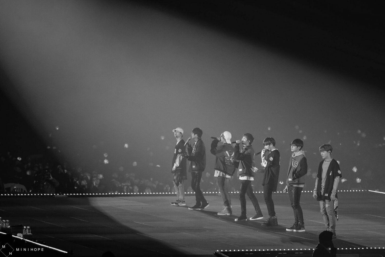 BTS 3rd MUSTER ❤ (161112/161113) #BTS #방탄소년단