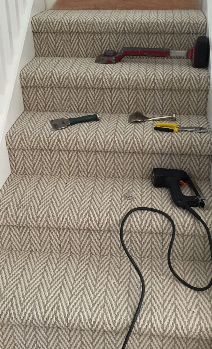 Unique Installing Carpet In Basement