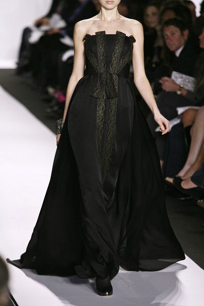 Badgley Mischka at New York Fashion Week Fall 2009