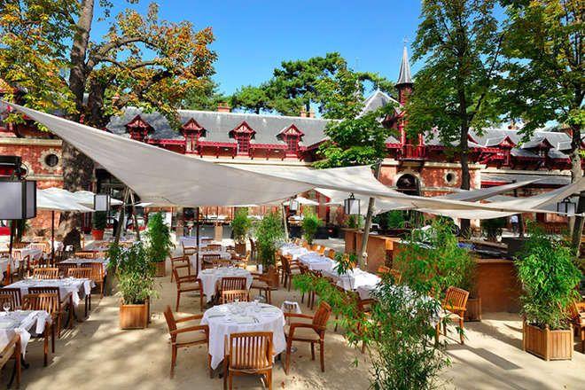 Incroyable Les 30 restaurants avec les plus belles terrasses de Paris EV-57