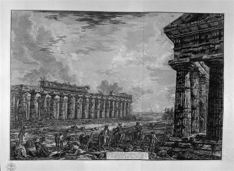 Vedute di Roma by Giovanni Battista Piranesi Neoclassicism